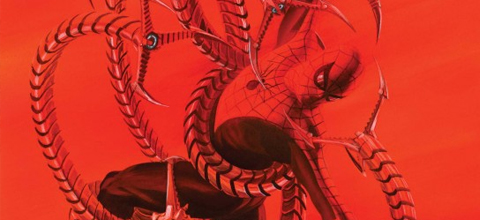 Amazing Spider-Man # 600 Alex Ross Cover