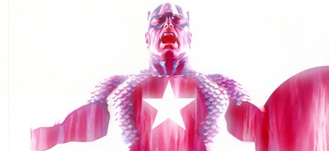 Captain America: Reborn # 1