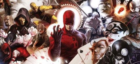 Daredevil # 500