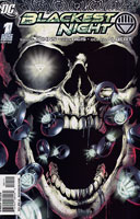 Blackest Night # 1