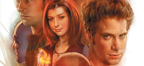 Buffy, The Vampire Slayer Season 8 #26