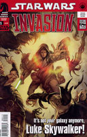 Star Wars: Invasion # 1