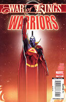War Of Kings: Warriors # 1