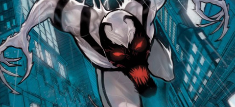 Amazing Spider-Man Presents: Anti-Venom - New Ways To Live # 1