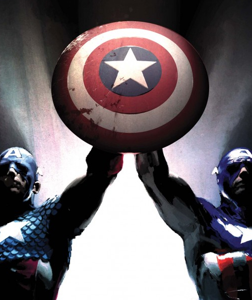 Captain America: Who Will Wield the Shield? (one shot)