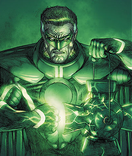 Green Lantern # 50