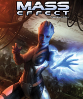 Mass Effect: Redemption # 1 7-Page Preview