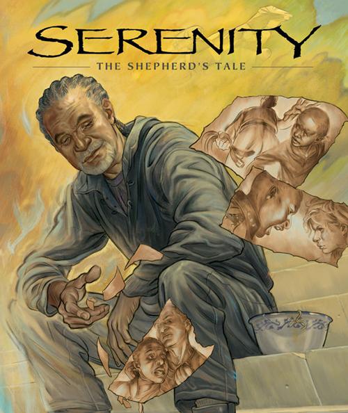 Serenity comics Serenity