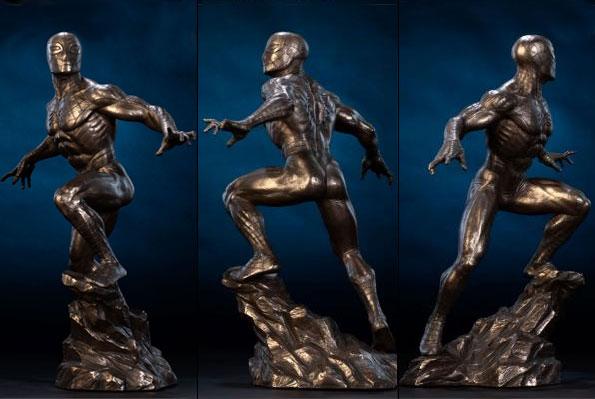 spider-man_bronze_statue