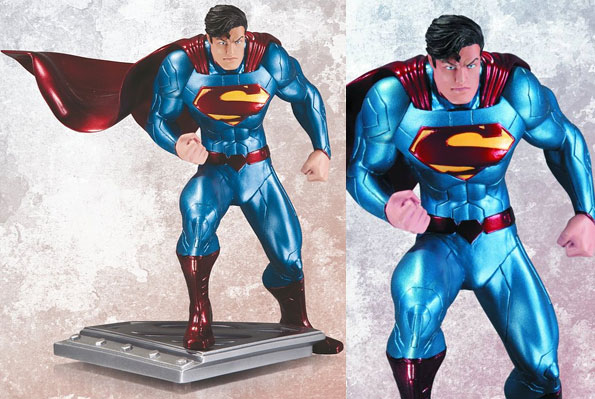 superman_manOfSteel_jimLee_statue