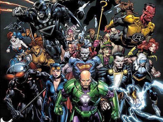 DCvillains