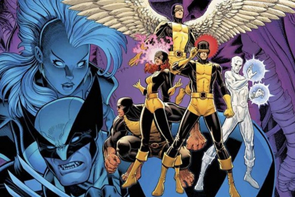 X-men battle of  the Atom copy