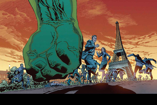 Marvel Knights hulk #1 (of 4)