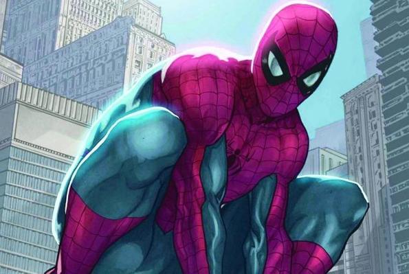 spiderman blog