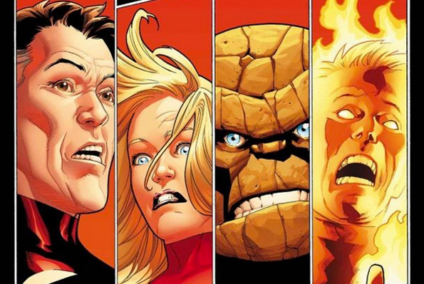 fantastic four blog