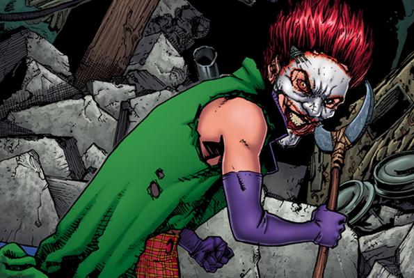 jokers daughter