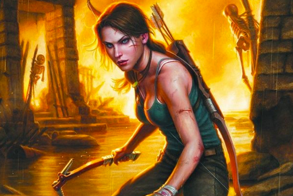 tomb raider blog