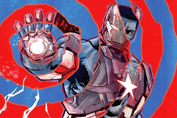 iron patriot blog
