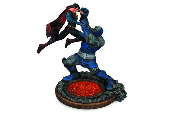 superman statue blog