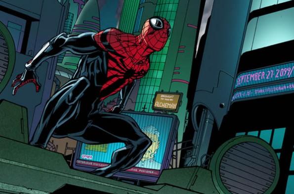 superior spiderman blog
