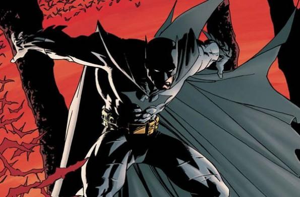 batman and son b
