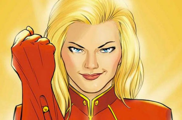 captain marvel b