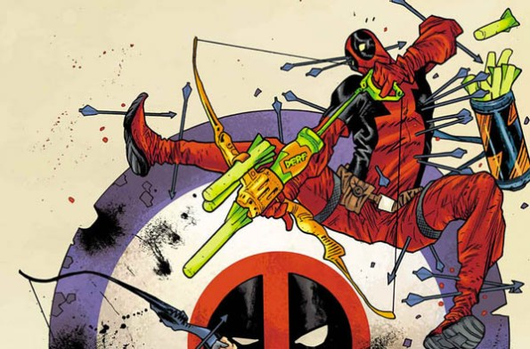 hawkeye vs deadpool b