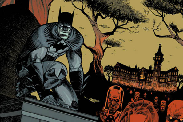 batman arkham blog