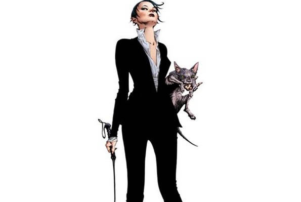catwoman blog