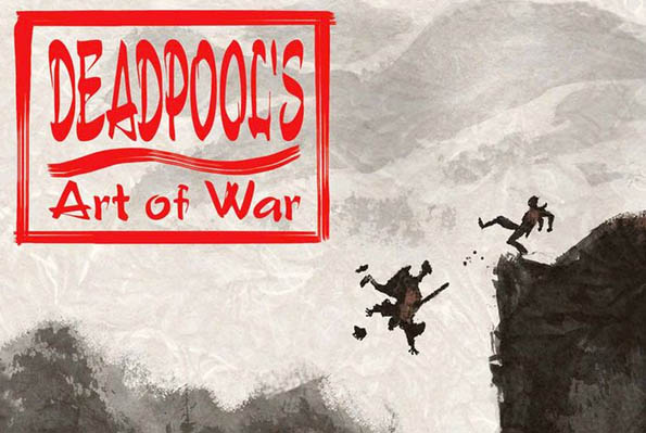 deadpool art of war blog