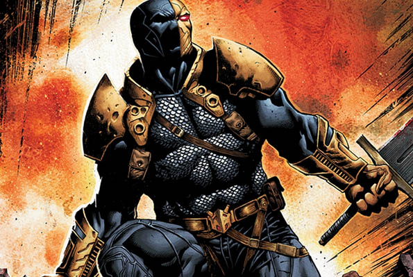 deathstroke blog