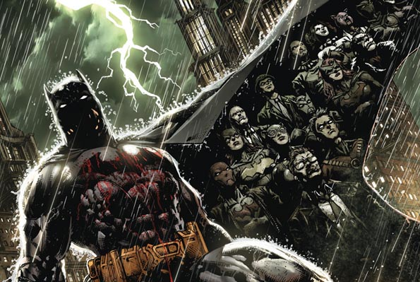 batman eternal blog