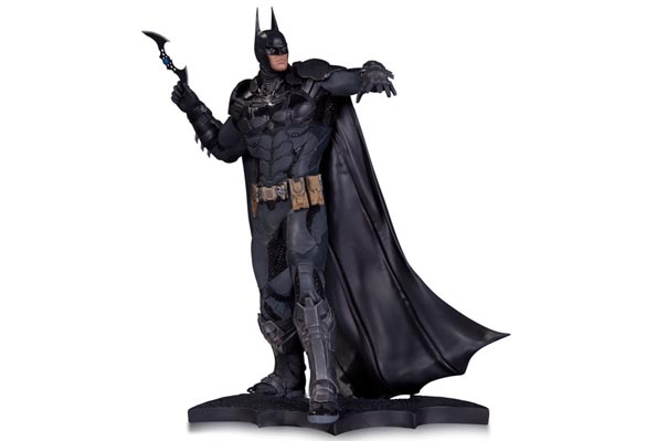 batman statue blog