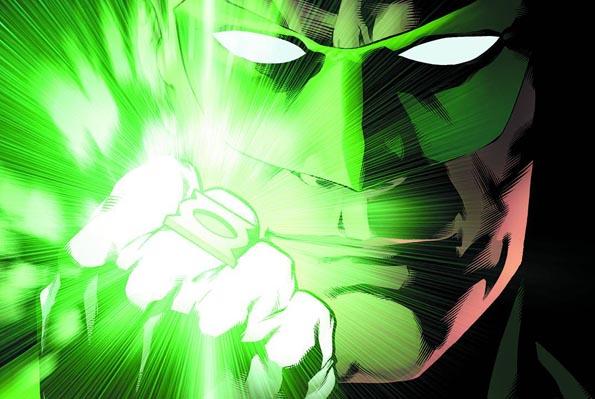 green lantern blog